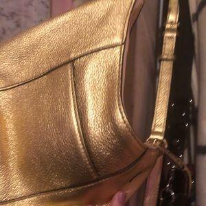 Mk gold purse